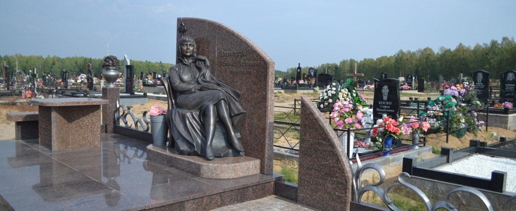Заказать памятник Жуковка Памятник Скала с колотыми гранями Мценск